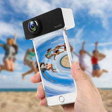 360 Degree Panorama Phone Lens Kit For iPhone 7/8 X - Phonetographr