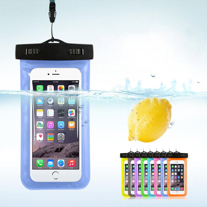 Water Proof Dry Case For iPhone 5 5s SE 6 6s Plus - Phonetographr