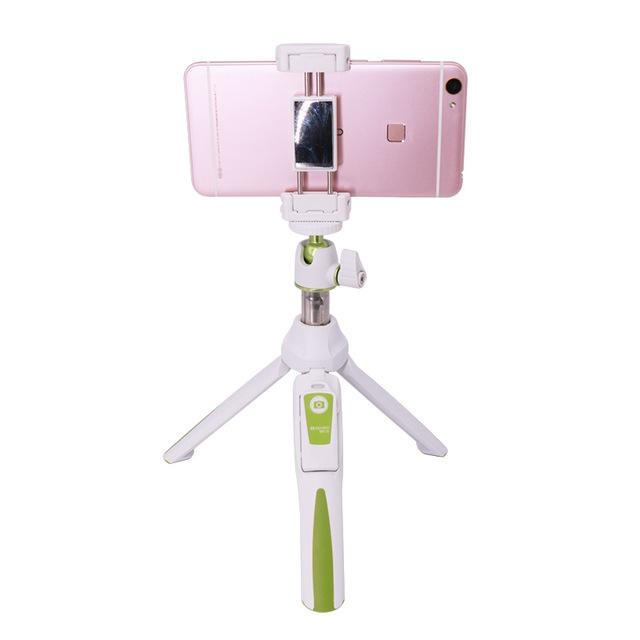 Selfie Stick with Bluetooth-Extendable Tripod - Phonetographr