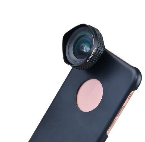 Optical 18MM Wide Angle Lens Case for iPhone 6/7/8 - Phonetographr