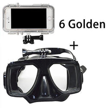 Diving Glasses For iPhone 6 6S Plus Touch Waterproof 170Degree Wide-angle Lens - Phonetographr