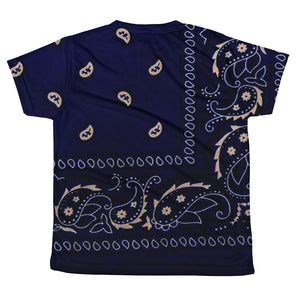 All-over youth sublimation T-shirt