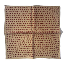 The Cowboys and Horses Silk Pocket Square / Scarf - THE BLACK EARS