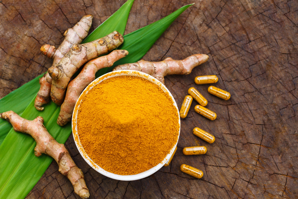 Why you should take turmeric daily – Vitally
