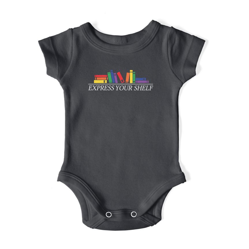 Infant: Express Your Shelf Rainbow
