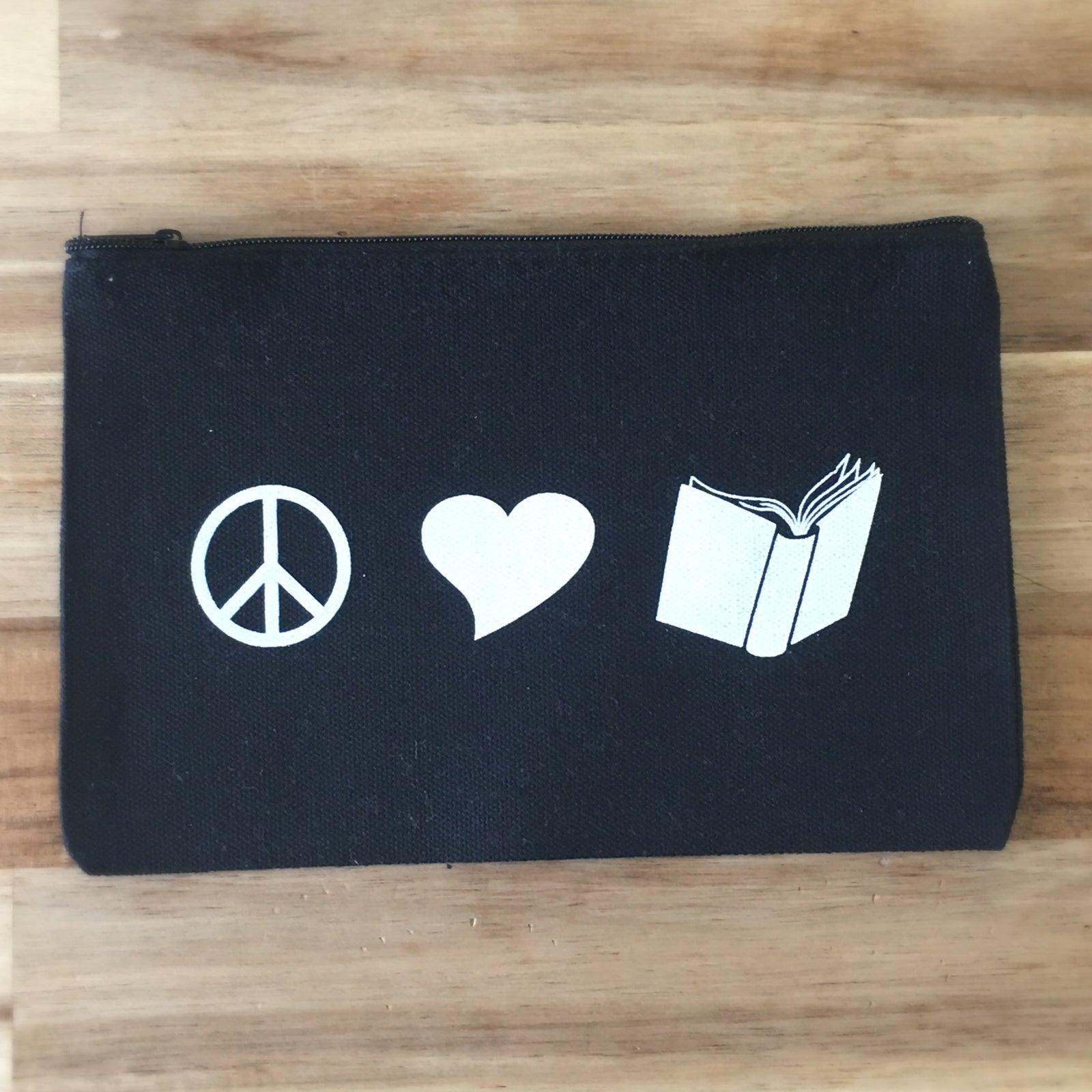 Pencil Pouch/Cosmetic Bag