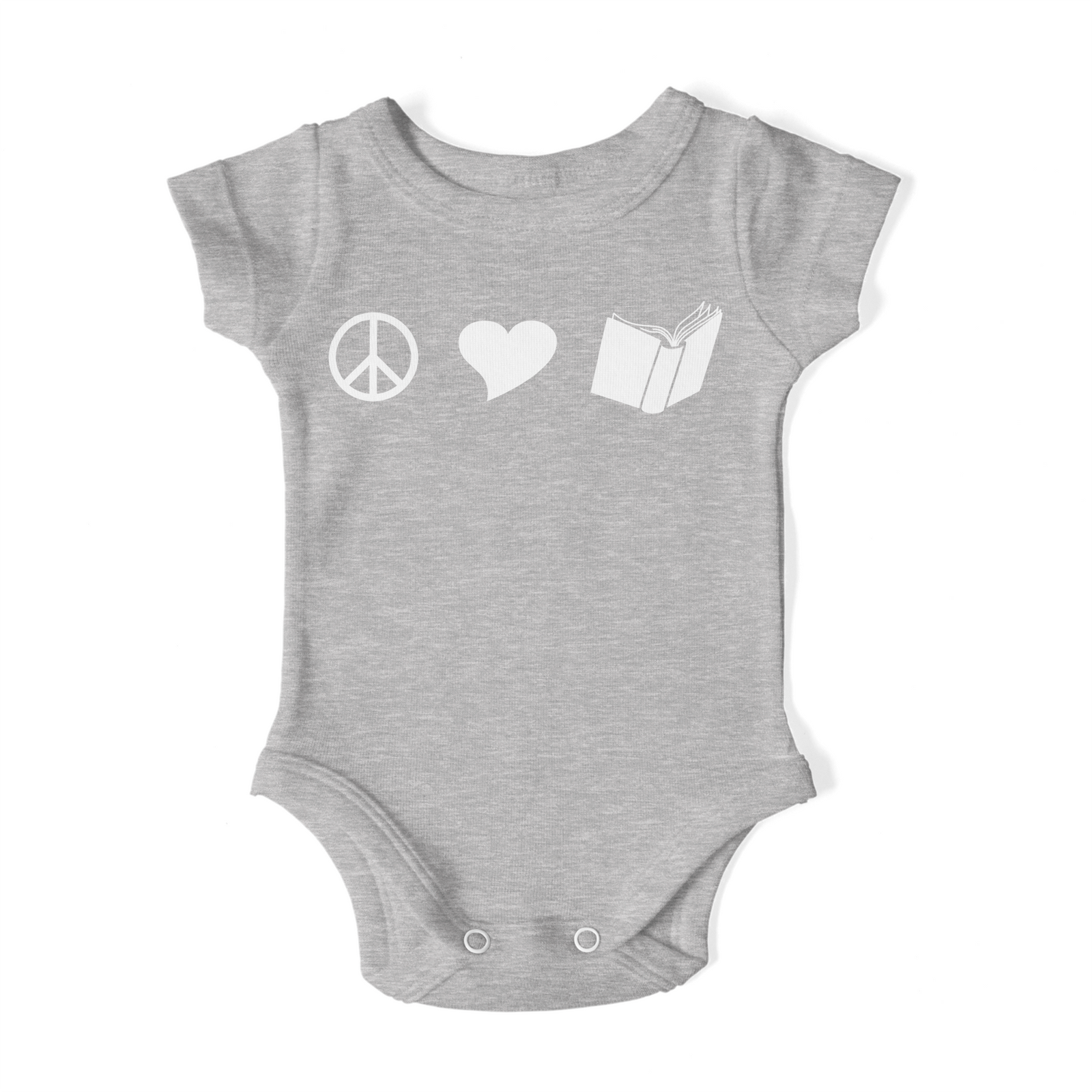 Infant: Peace Love Books