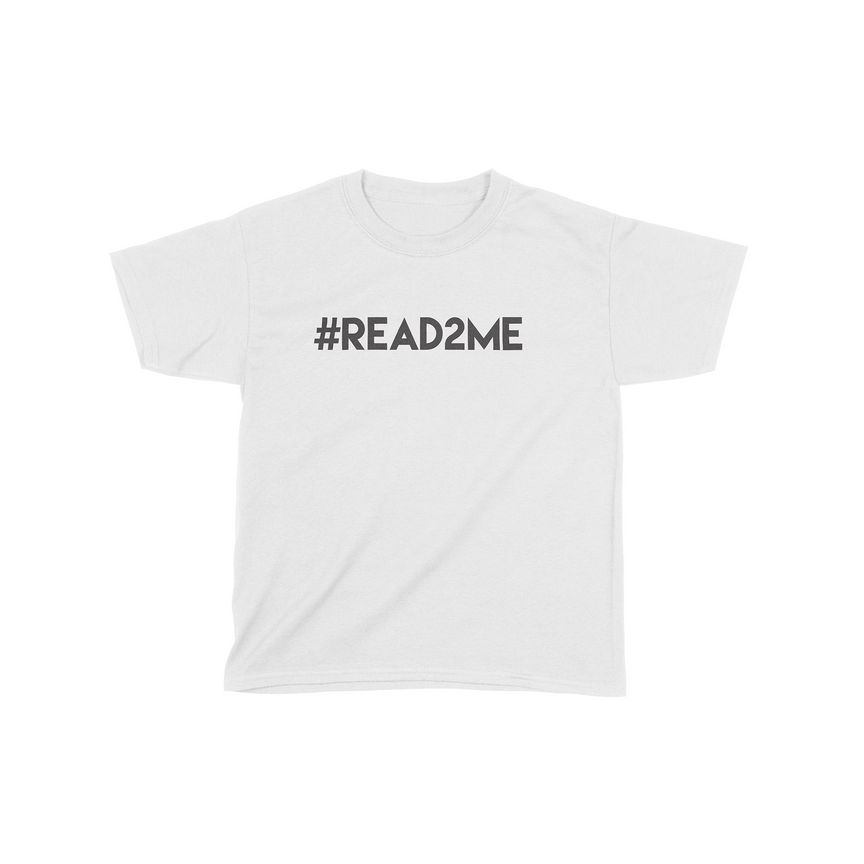 Toddler: #Read2Me