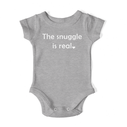 Infant: The Snuggle is Real