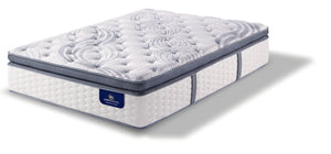 Serta Perfect Sleeper Elite Trelleburg Plush Super Pillow Top