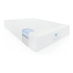"Wellsville 14"" Gel Infused Memory Foam Mattress"