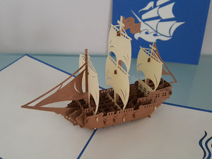 Blue Galleon