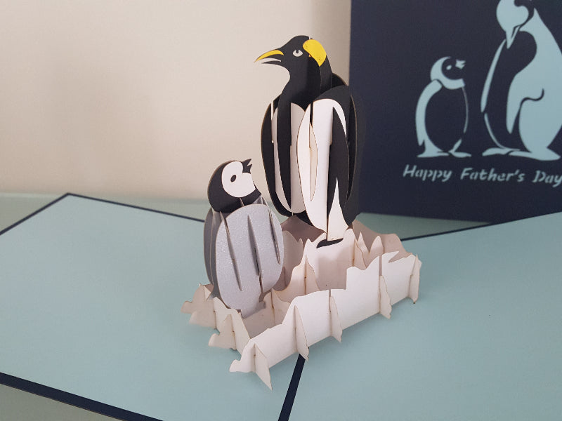 Father's Day Penguins