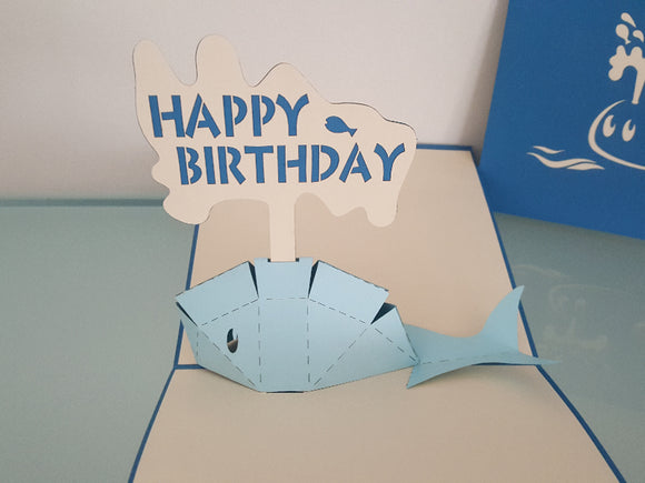 A Whale of a Birthday
