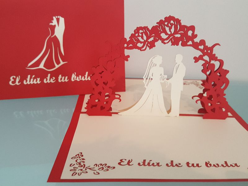 El dia de tu boda (Spanish for On your wedding day)