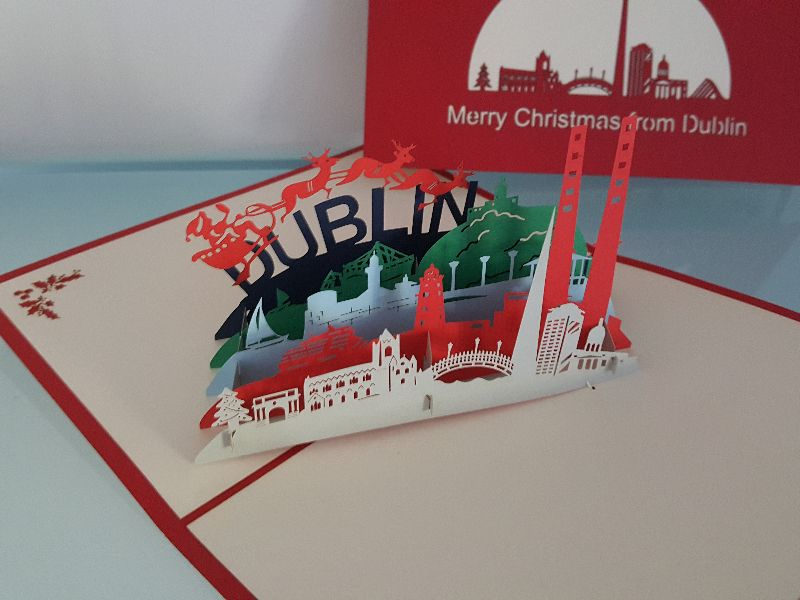 Christmas in Dublin (5 Pack)