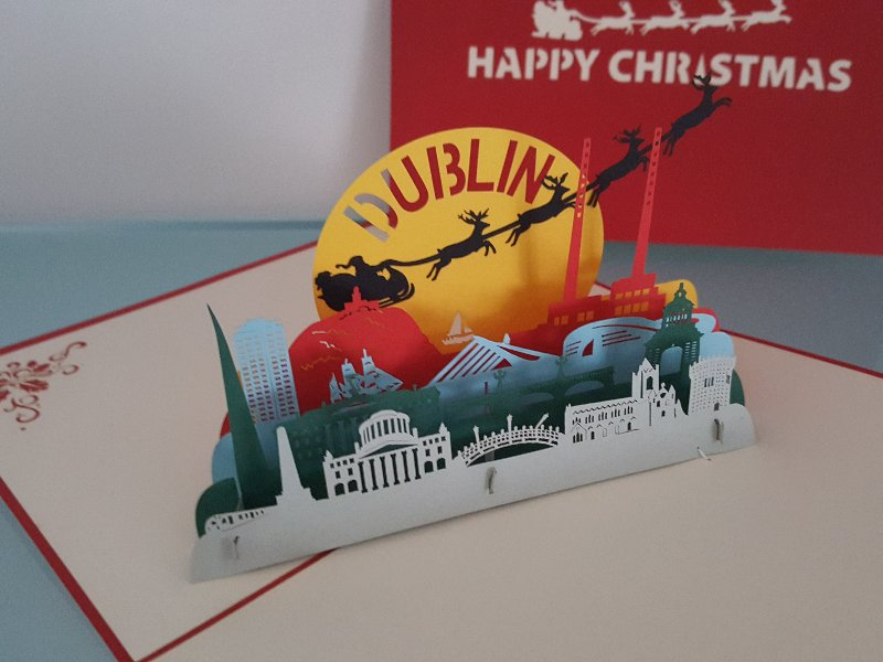 Christmas Dublin's Fair City (XL)