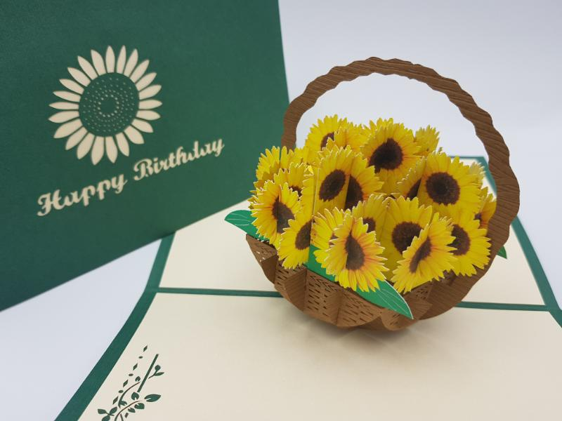 Floral Birthday Bundle (4 pack)