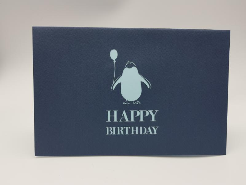 Penguin Birthday