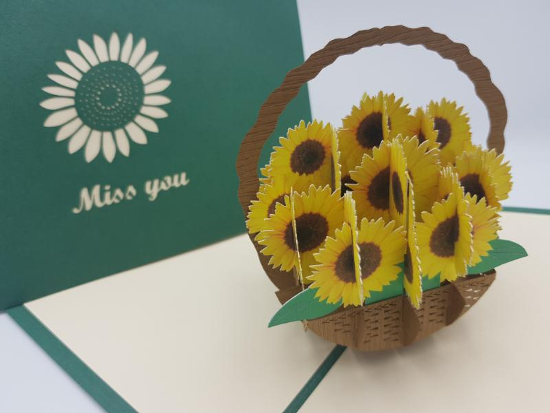 Miss You Sunflowers