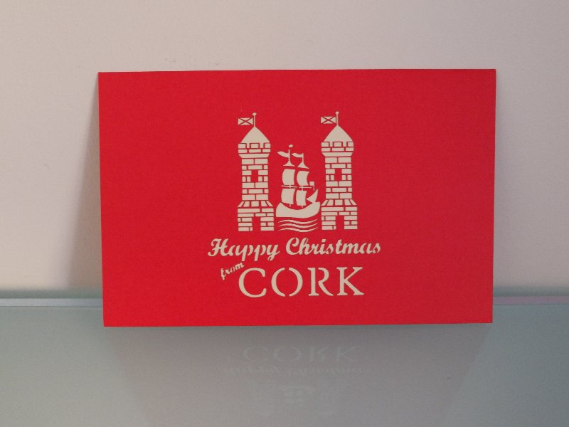 Happy Christmas from Cork