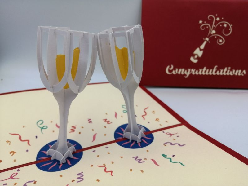 Congratulations Glasses