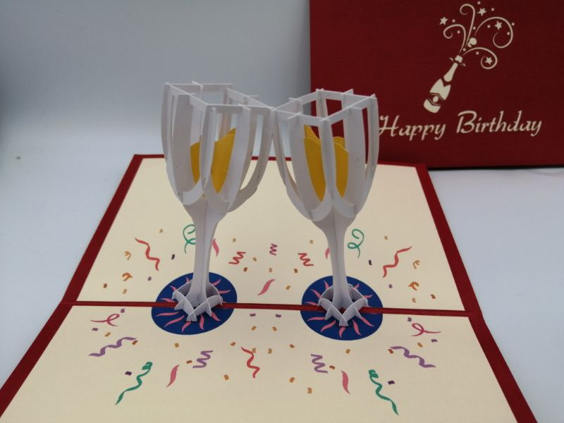 Birthday Glasses
