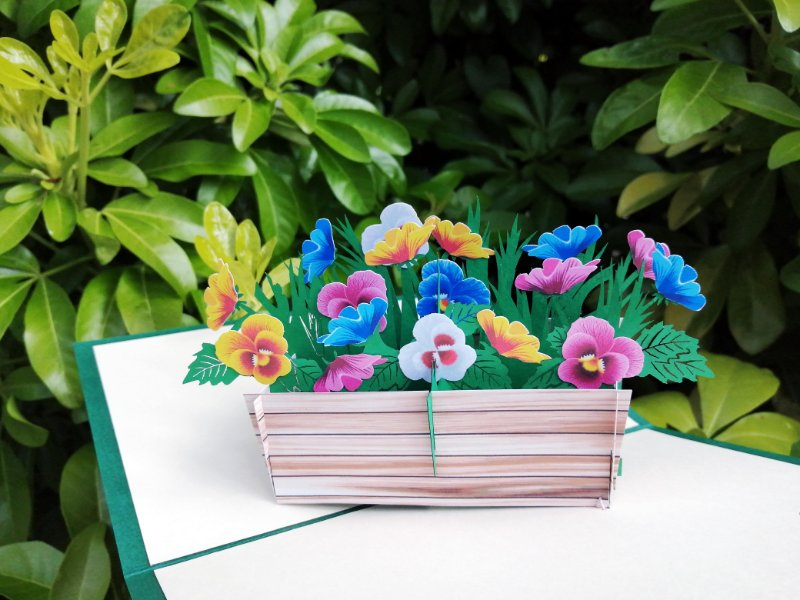 Flower Crate
