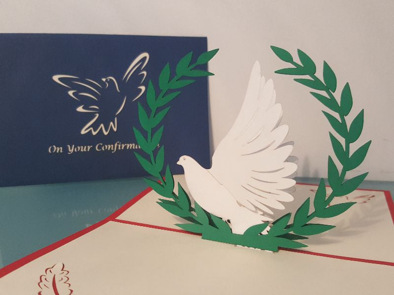 Confirmation Dove