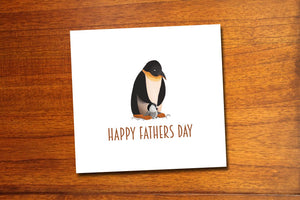 Father's Day Penquin