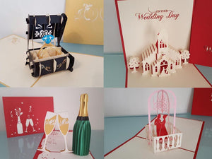 Wedding Deluxe Bundle (4 pack)