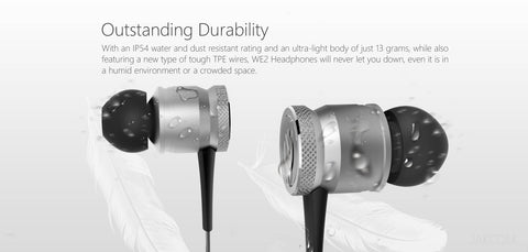 Very practically headphones for StandUp Paddling