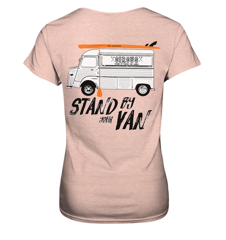 Stand By Your Van Ladies Organic Shirt