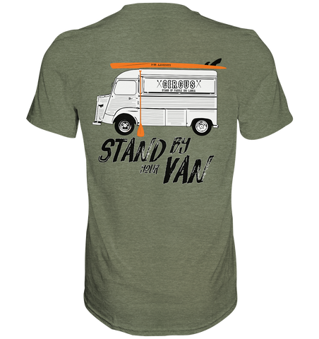Stand By Your Van Organic Shirt