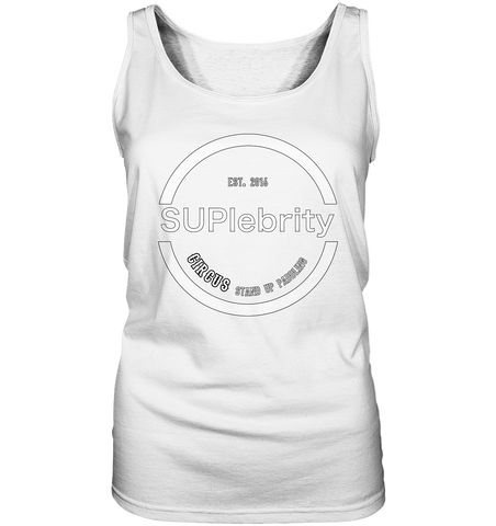 James Ladies Organic Tank-Top