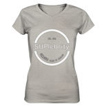 Spock Ladies Organic V-Neck Shirt