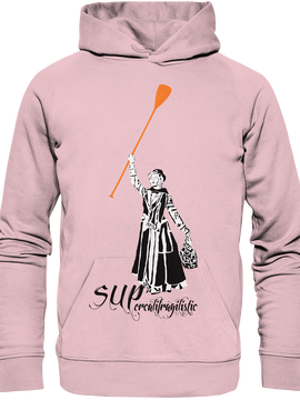 Mary Poppins - Organic Hoodie
