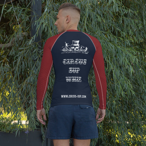 CIRCUS SUP CAMP - Herren Rash Guard