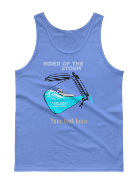 Downwind Tanktop for Boys- Personalized