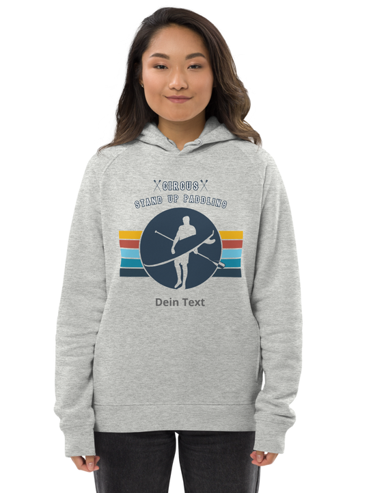 Boardwalk Damen Hoodie (mit individualisierbarem Text)