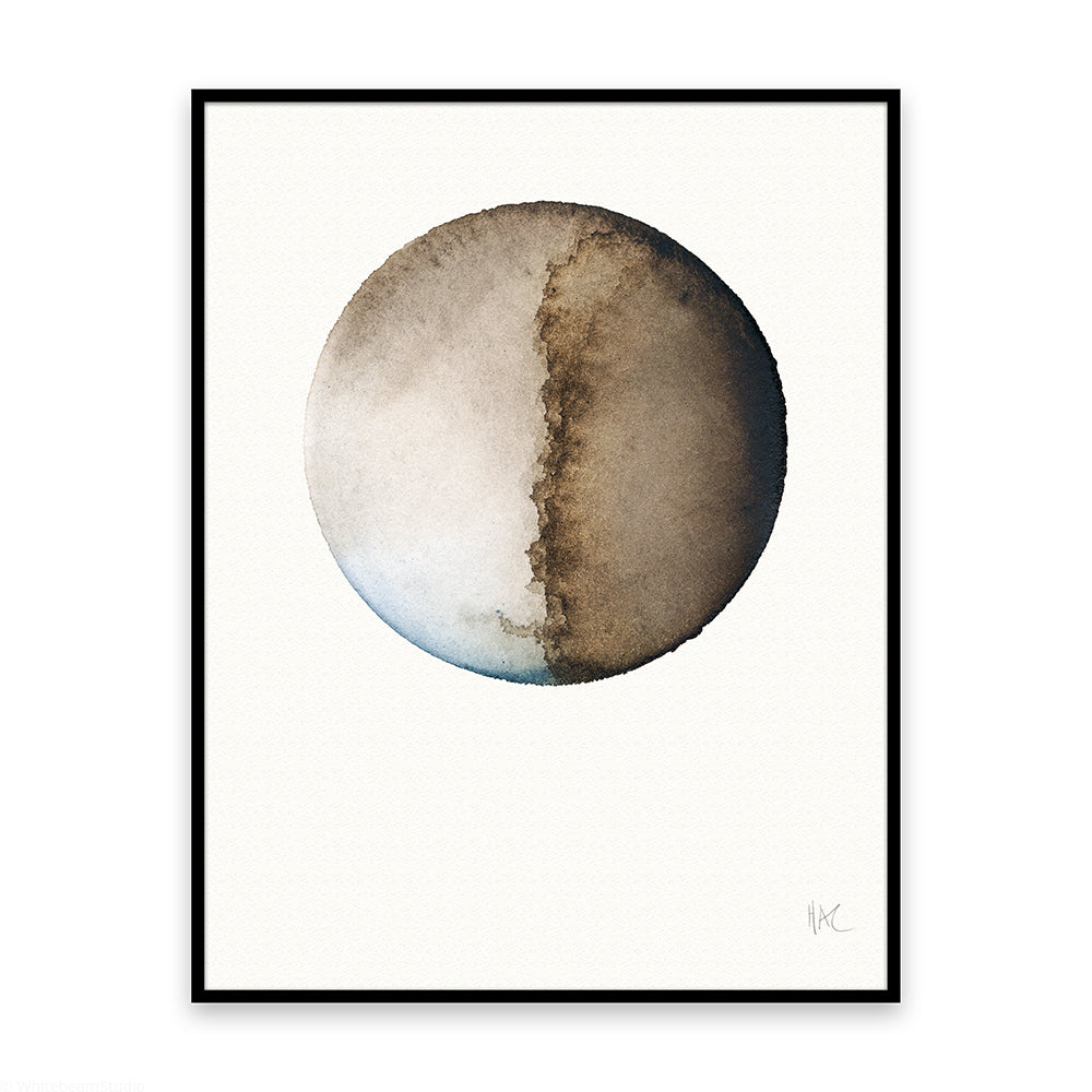 ECLIPSE 1|IV limited edition print