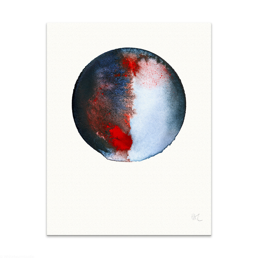 ECLIPSE 1|VII limited edition print