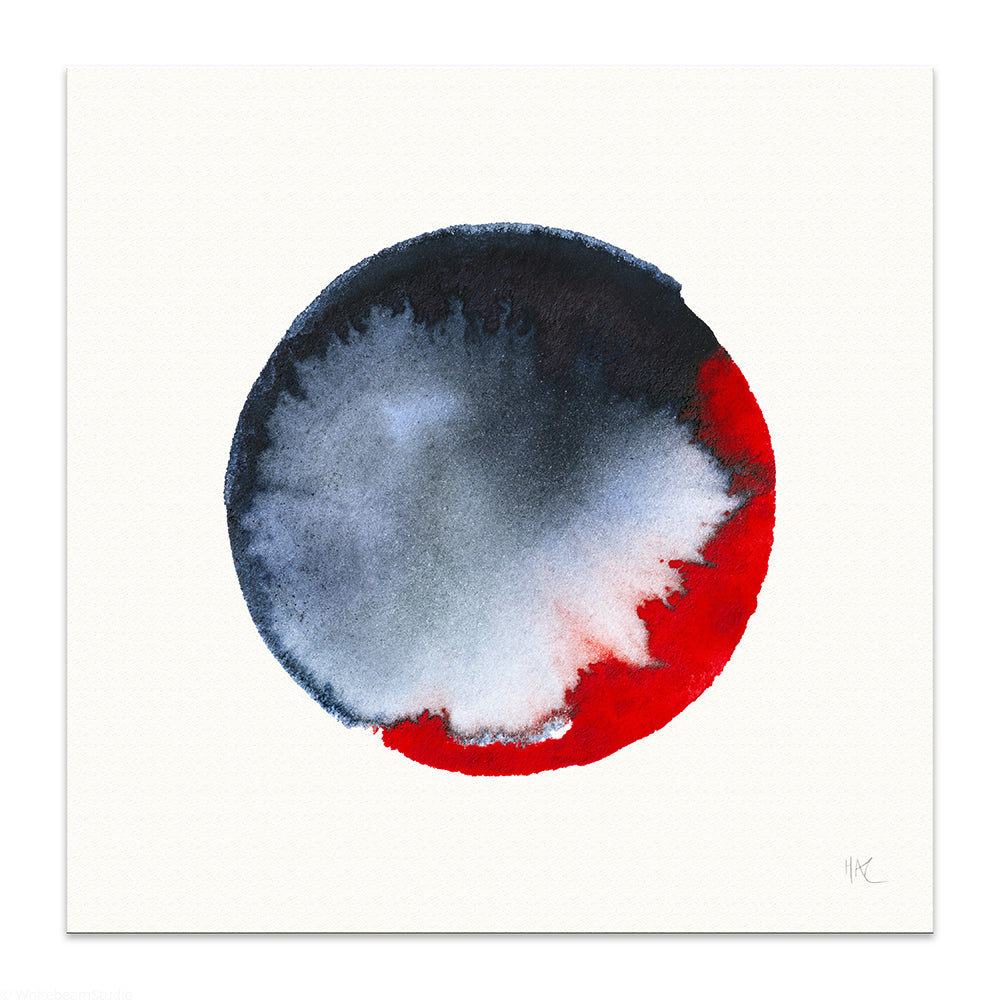 ECLIPSE 1|XIV limited edition print