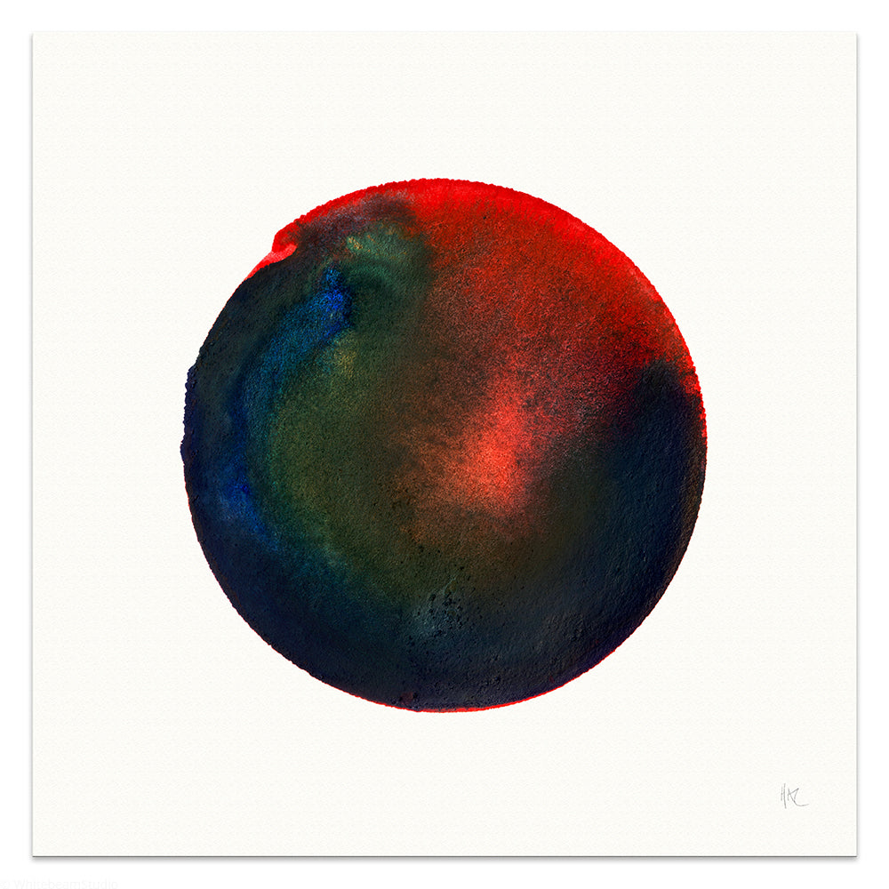 ECLIPSE 2|V limited edition print