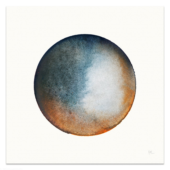 ECLIPSE 2|IX limited edition print