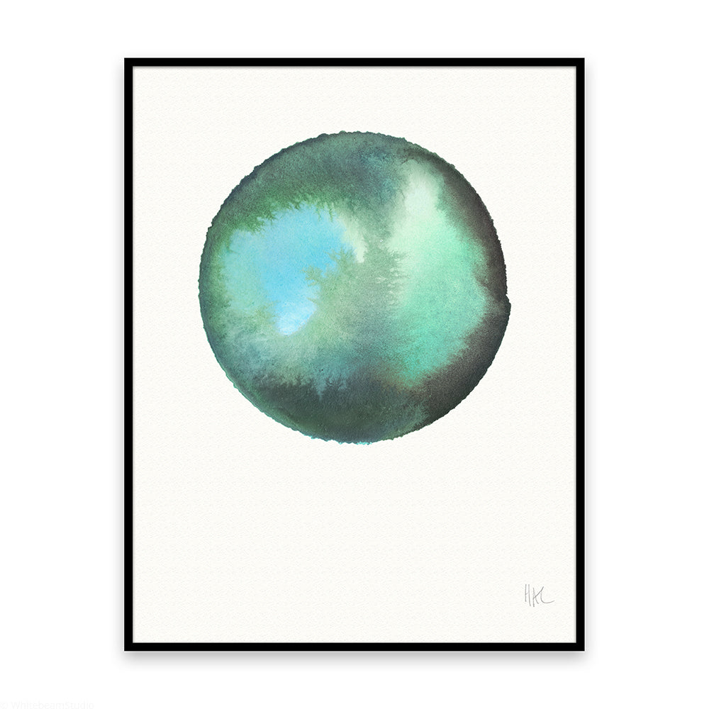 ECLIPSE 3|VIII limited edition print