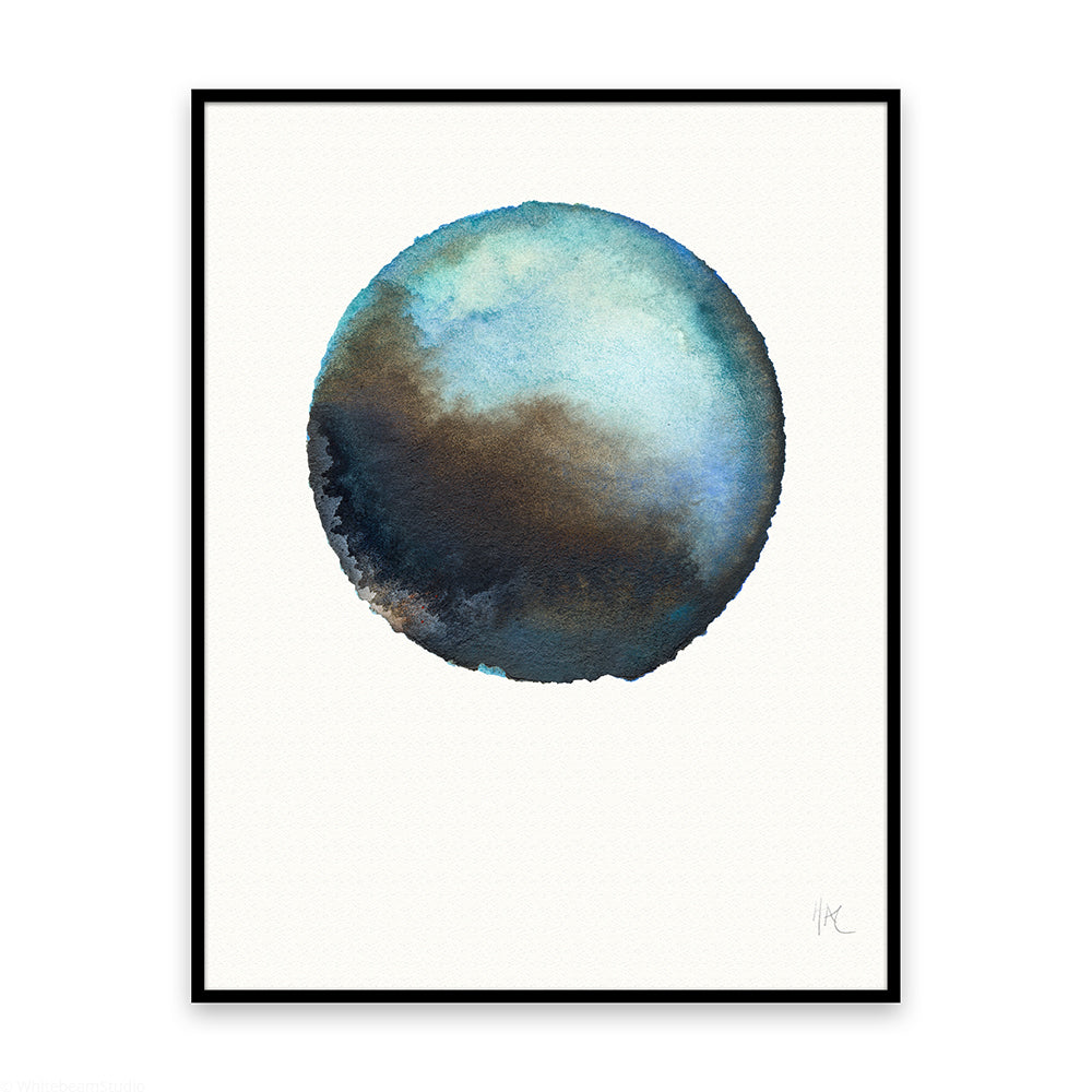 ECLIPSE 3|IX limited edition print