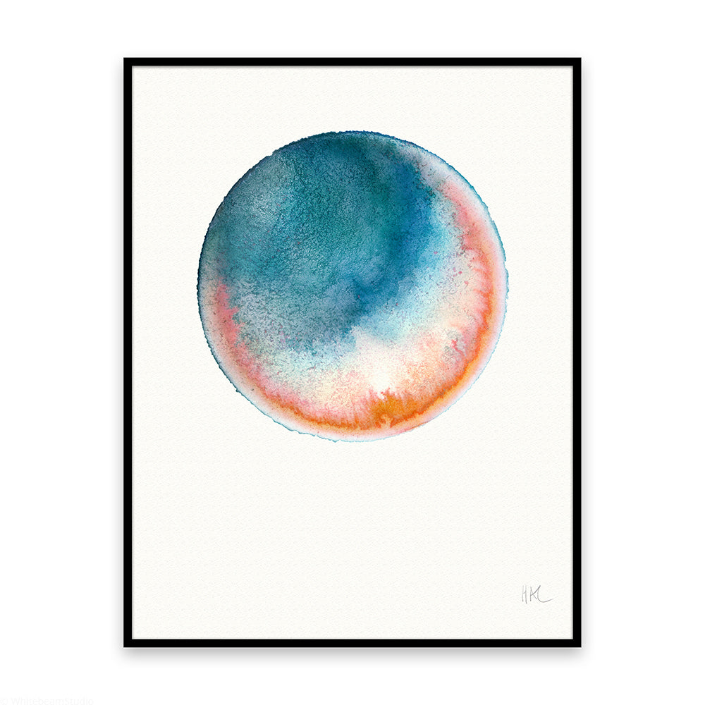 ECLIPSE 3|XI limited edition print