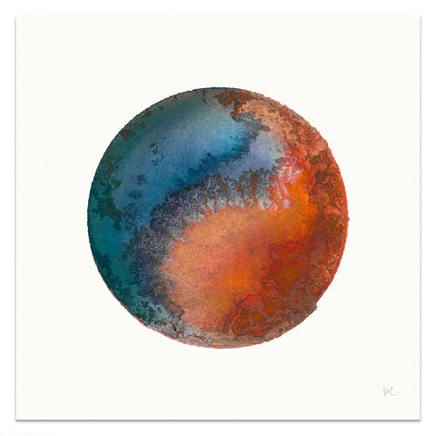 ECLIPSE 1|V limited edition print