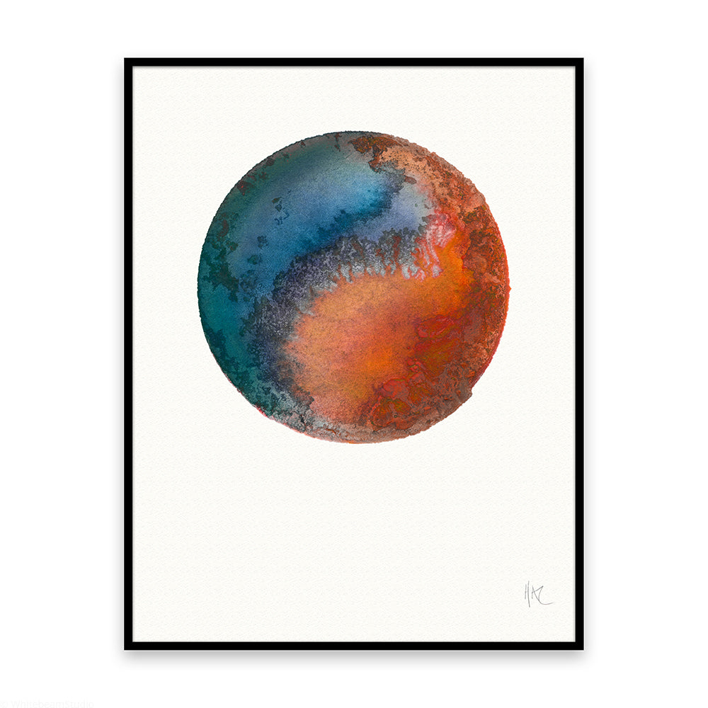 ECLIPSE 3|XII limited edition print
